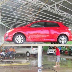 trạm rửa xe