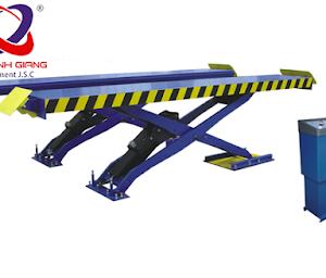 Cầu nâng cắt kéo nâng toàn xe Gaochang